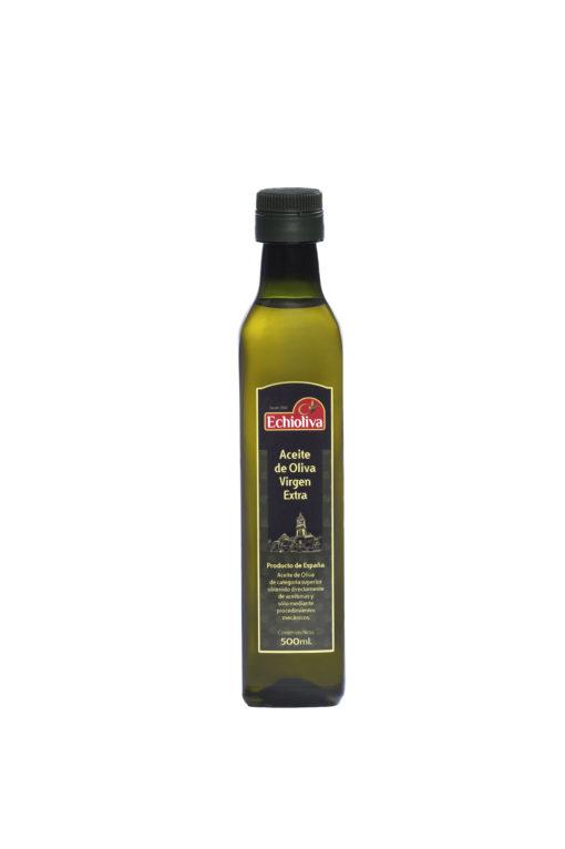 Aceite de Oliva Virgen Extra 500 ml Pet Verde