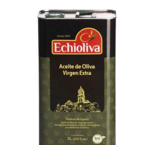 Aceite de Oliva Virgen Extra 3 Litros Lata (4 uds x 3 Litros)