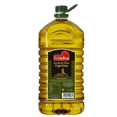 Garrafa aceite 5 l virgen extra