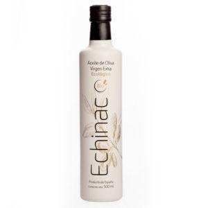 Aceite de Oliva Virgen Extra Ecológico-500 ml Premium (12 x 500 ml)