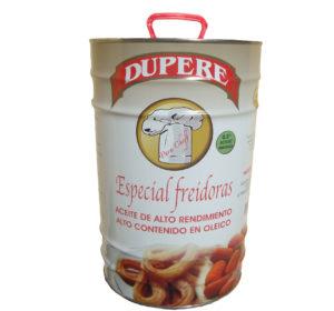 Aceite Vegetal Refinado Especial Freidoras DUPERE de Aceites Echinac