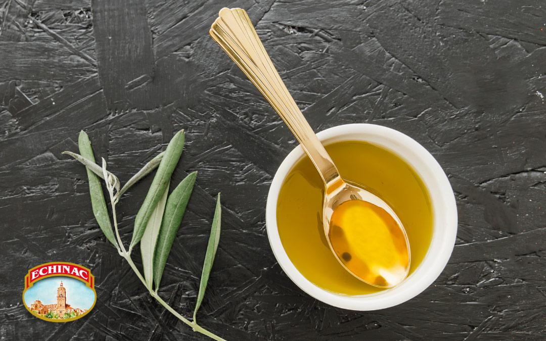 Los beneficios del aceite de oliva Echinac para la salud