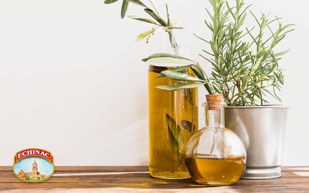 Diferencia entre aceite de Oliva y Virgen Extra