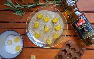 Gominolas de aceite de oliva virgen extra