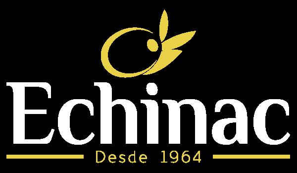 Logo de Aceites Echinac, selección de aceites de oliva de calidad desde 1964
